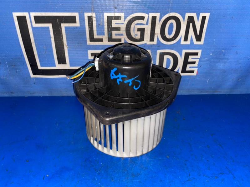 Мотор печки Mitsubishi Galant Fortis CY3A 4B10 05.2011