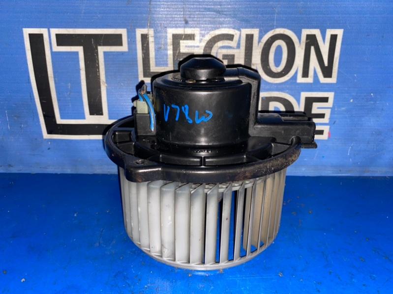 Мотор печки Mitsubishi Pajero V78W 4M41