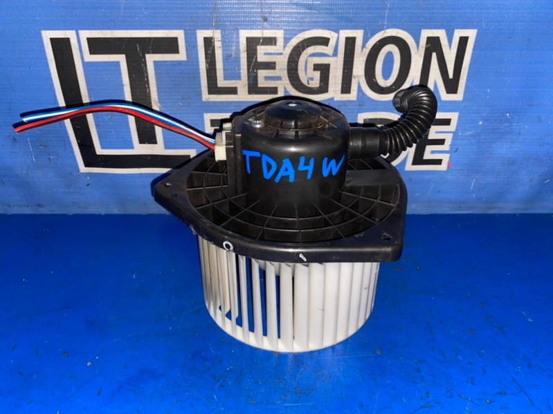 Мотор печки Suzuki Escudo TDA4W J24B 06.2008