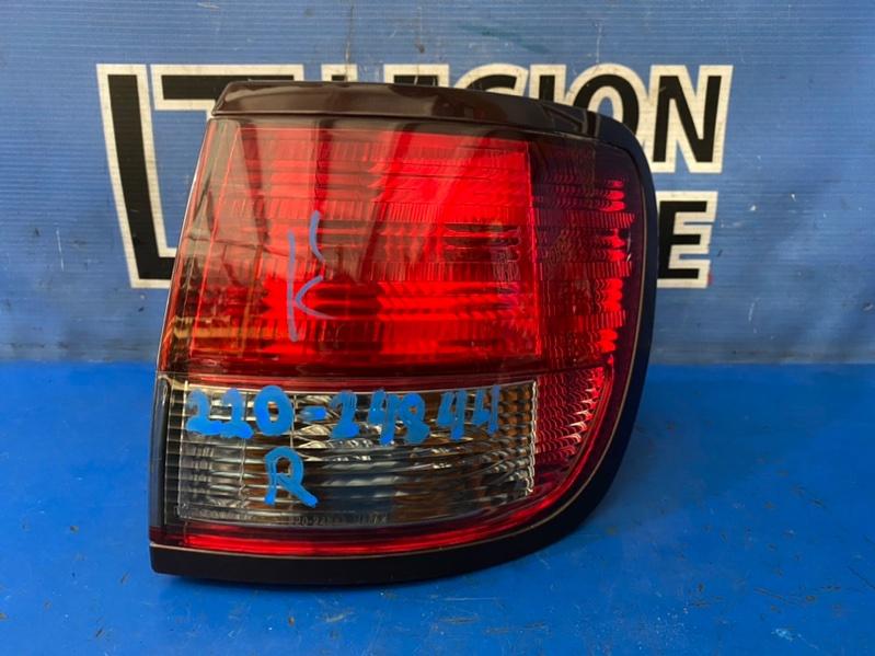 Стоп-сигнал Nissan Avenir W11 SR20DE задний правый
