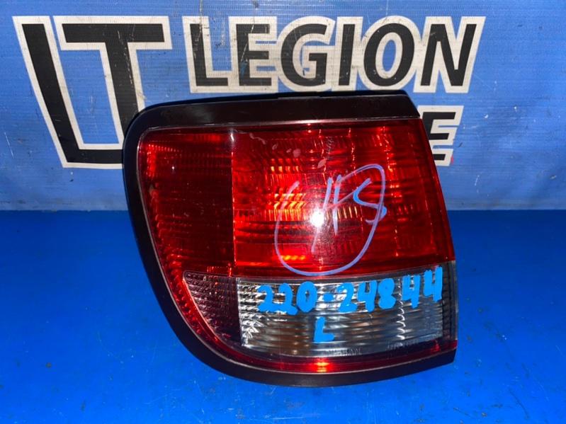 Стоп-сигнал Nissan Avenir W11 SR20DE задний левый