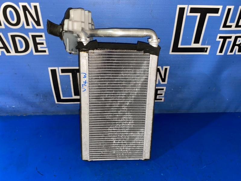 Радиатор печки Mitsubishi Pajero V78W 4M41