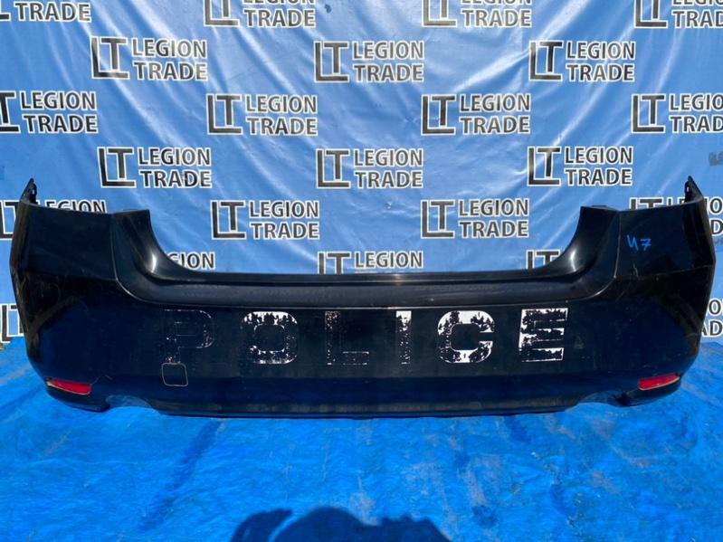 Бампер Subaru Legacy BM9 EJ255JBDME 11.2012 задний