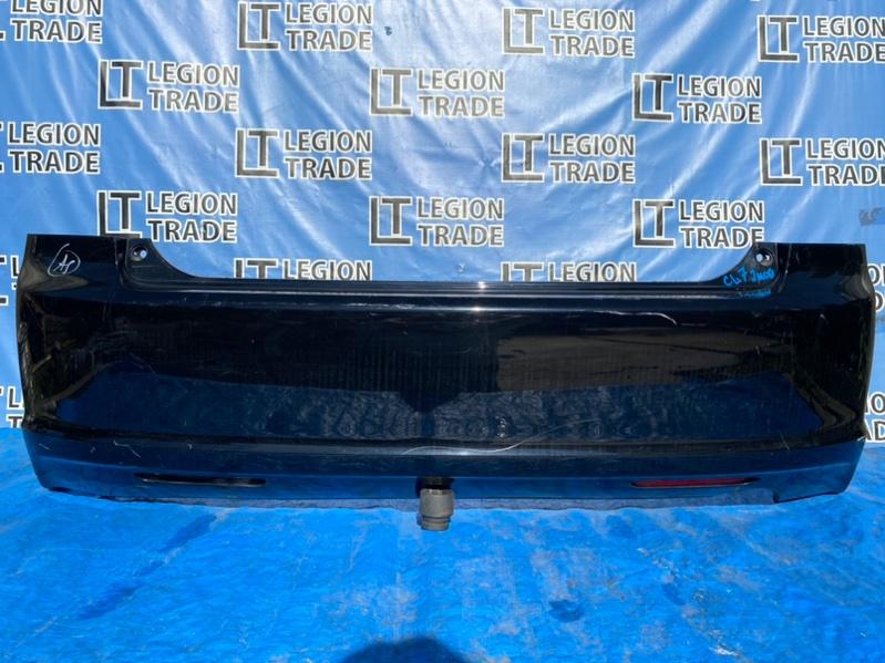 Бампер Honda Accord CL7 K24A задний