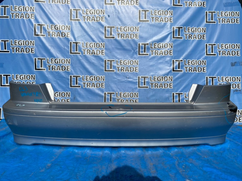 Бампер Honda Accord CL3 F20B задний