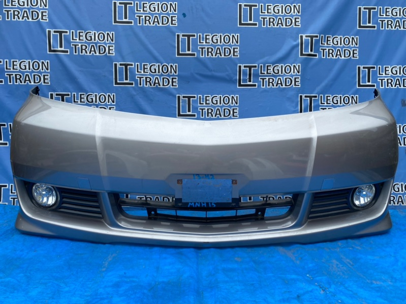 Бампер Toyota Alphard ATH10 1MZ передний