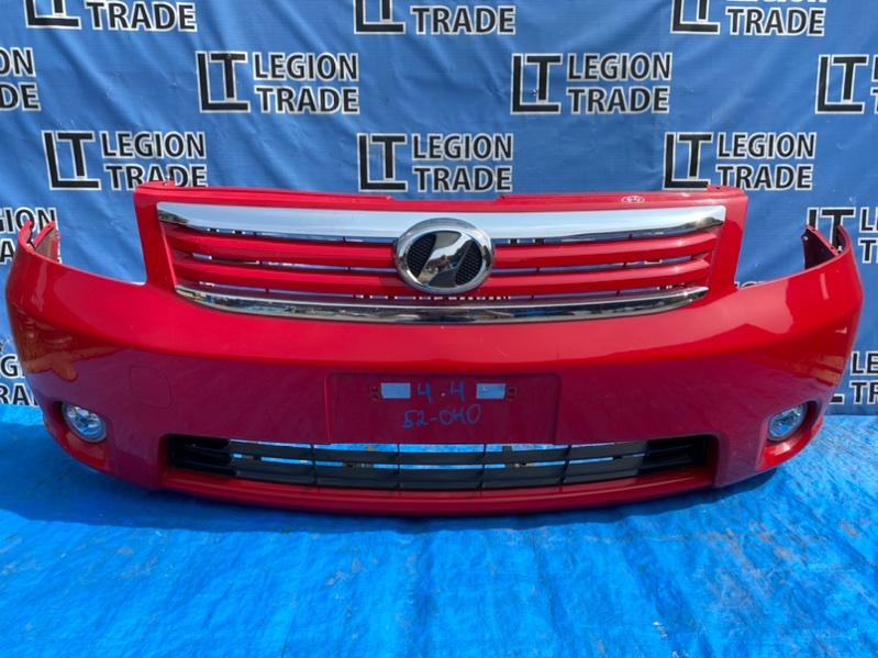 Бампер Toyota Raum NCZ20 1NZFE 03.2007 передний