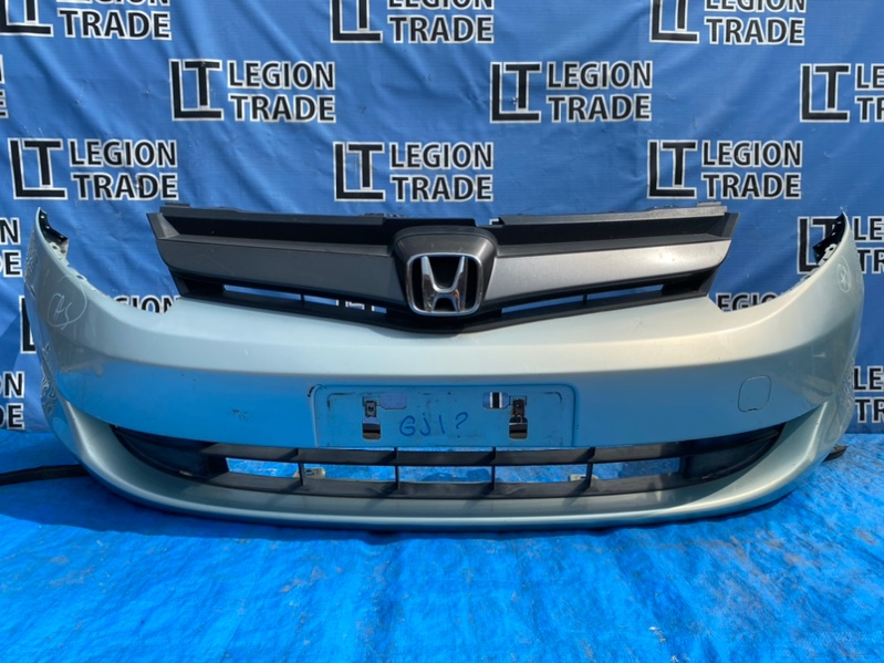 Бампер Honda Airwave GJ1 L15A передний