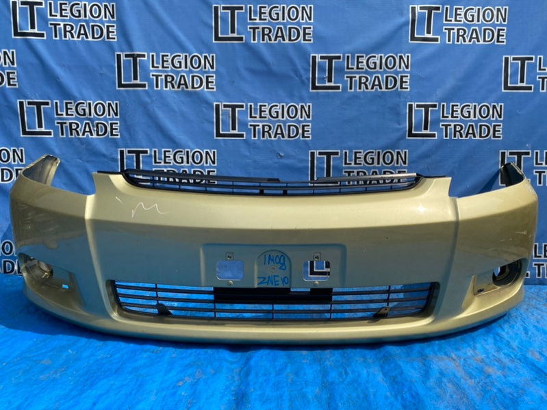 Бампер Toyota Wish ZNE10 1ZZFE передний