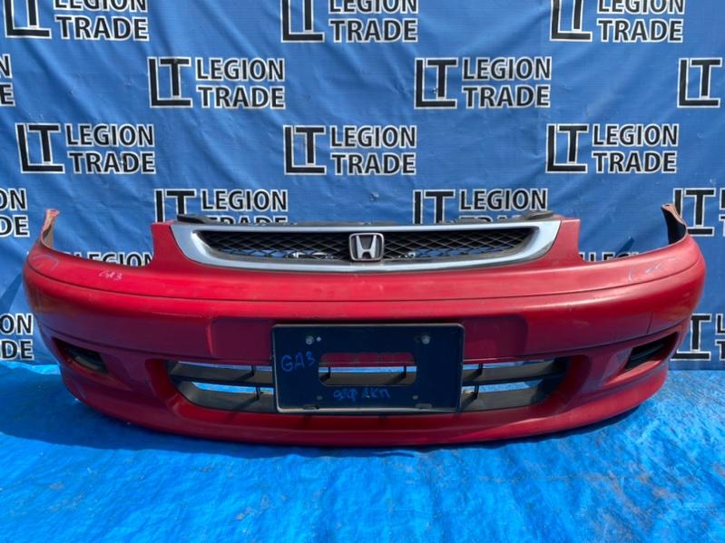Бампер Honda Logo GA3 D13B передний