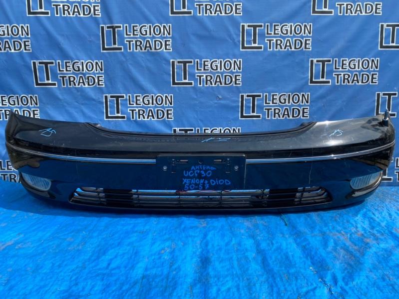 Бампер Toyota Celsior UCF30 3UZFE передний
