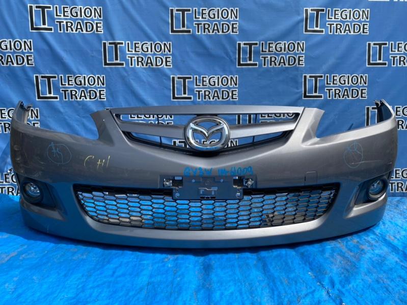 Бампер Mazda Atenza GY3W L3VE передний