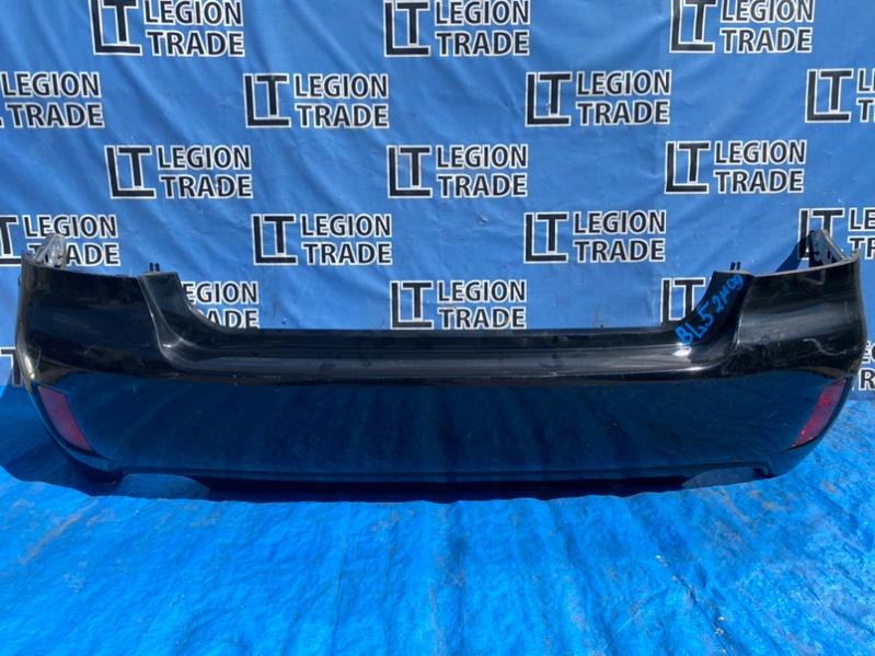 Бампер Subaru Legacy BL5 EJ203 задний