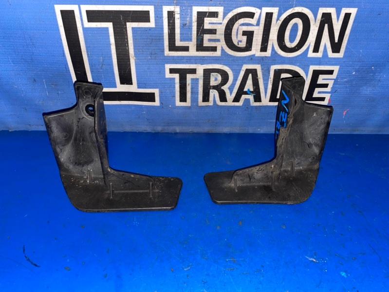 Брызговики комплект Toyota Premio NZT260 1NZFE 2007.06 задние
