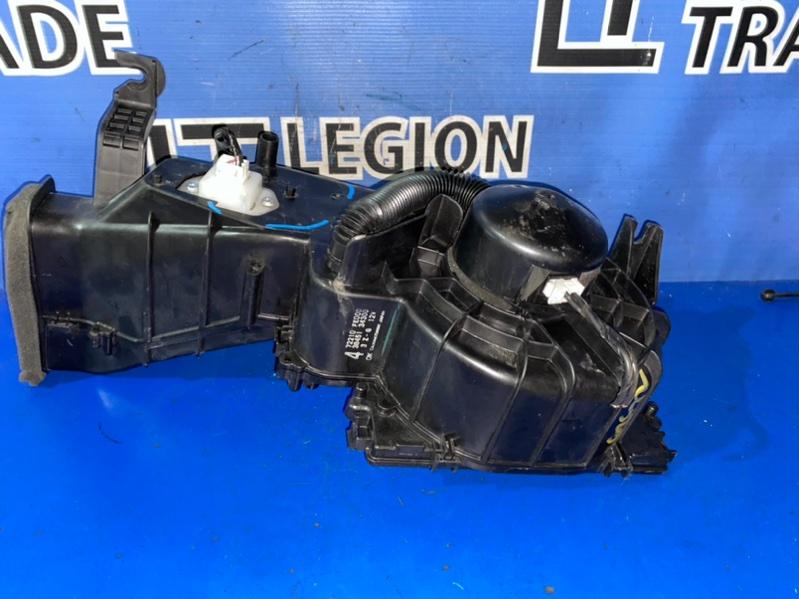 Мотор печки Subaru Impreza GG2