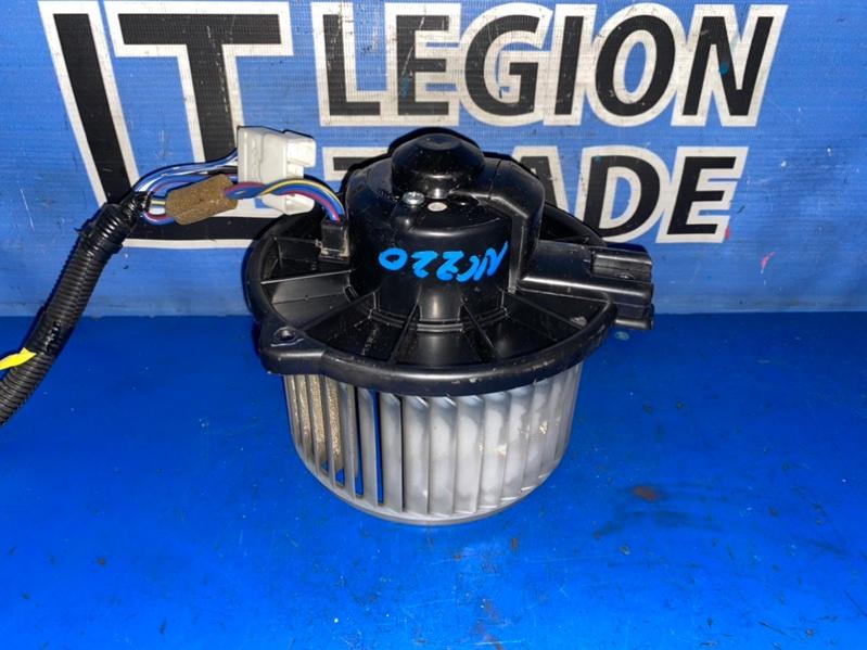 Мотор печки Toyota Raum NCZ20