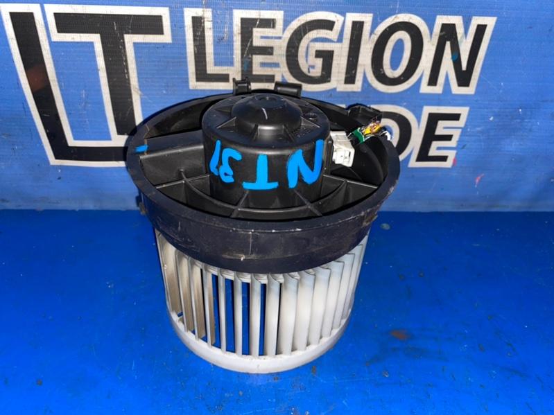 Мотор печки Nissan X-Trail NT31