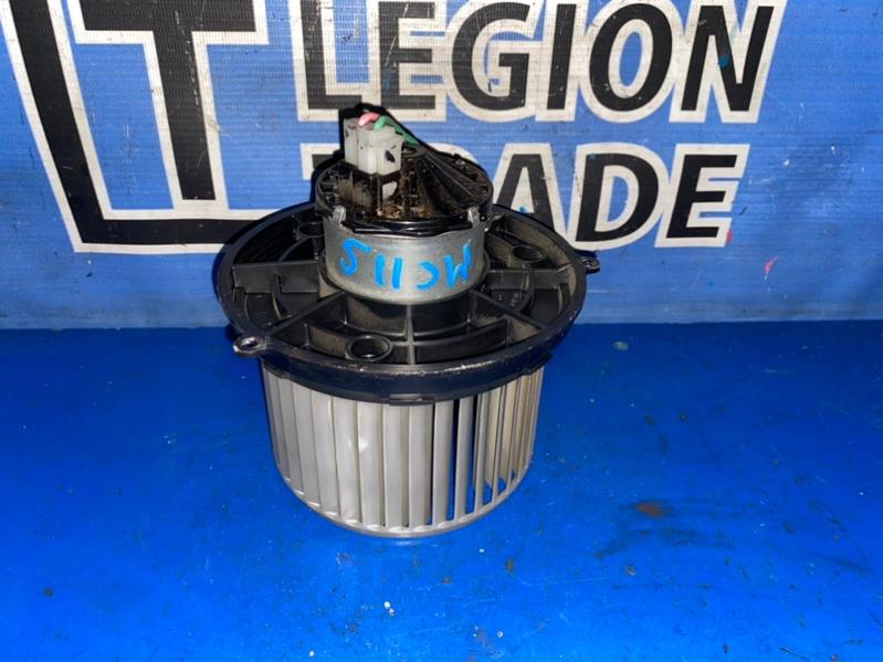 Мотор печки Suzuki Wagon R MC11S