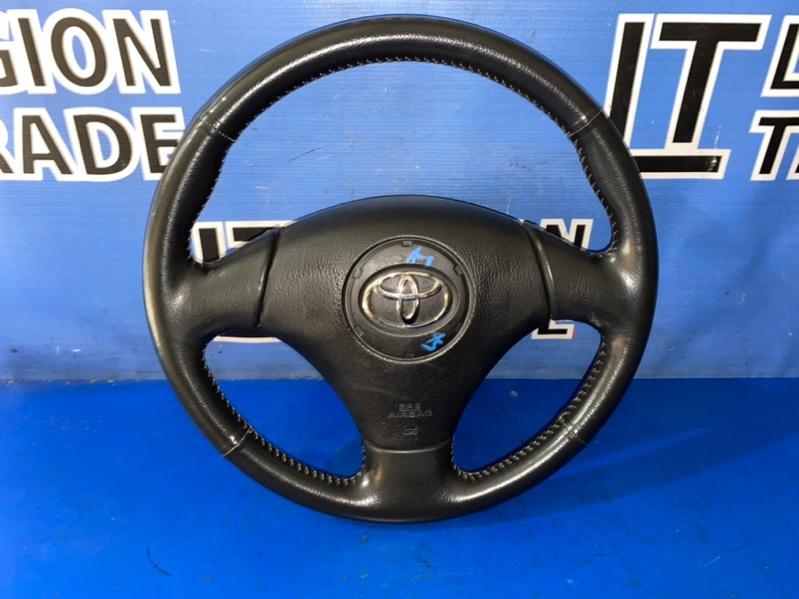 Руль Toyota Corolla Spacio ZZE122 1ZZFE