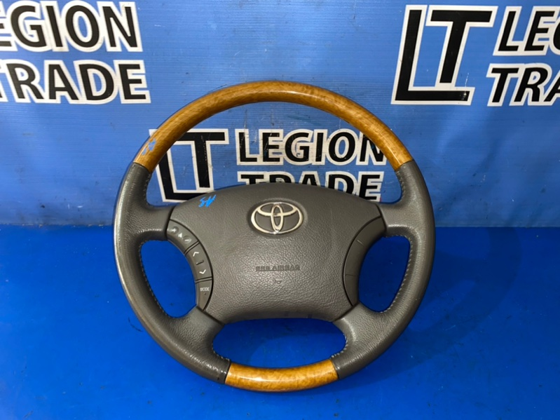 Руль Toyota Alphard ATH10 2AZFXE 2007.08
