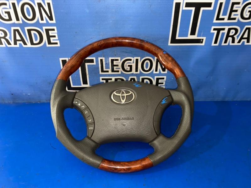 Руль Toyota