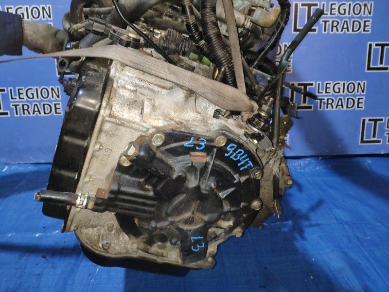 Акпп Mazda Mpv LW3W L3VE