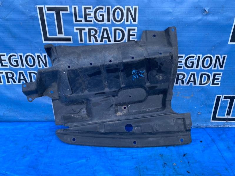 Защита двигателя Nissan Cefiro A33 VQ20DE 12.1998 передняя левая