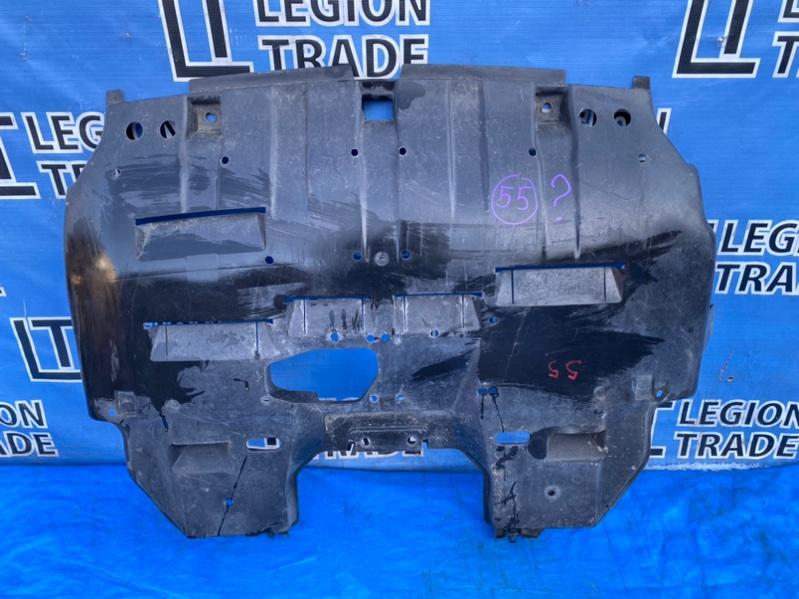 Защита двигателя Subaru Forester SF5 EJ205DXZKS 09.1998 передняя