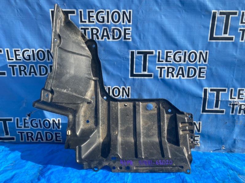 Защита двигателя Toyota Alphard ATH10 2AZFX 2007.08 передняя правая