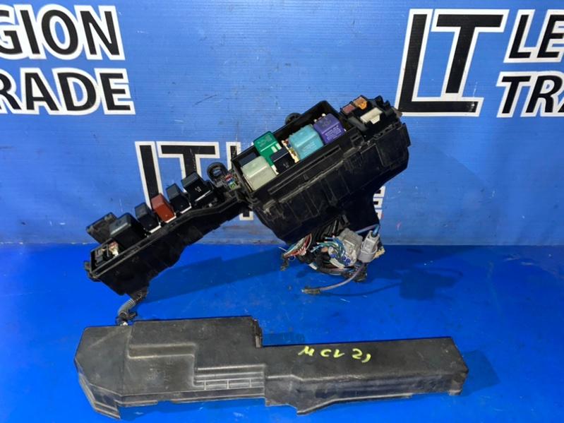 Блок предохранителей Toyota Windom MCV21 2MZFE 2000.06