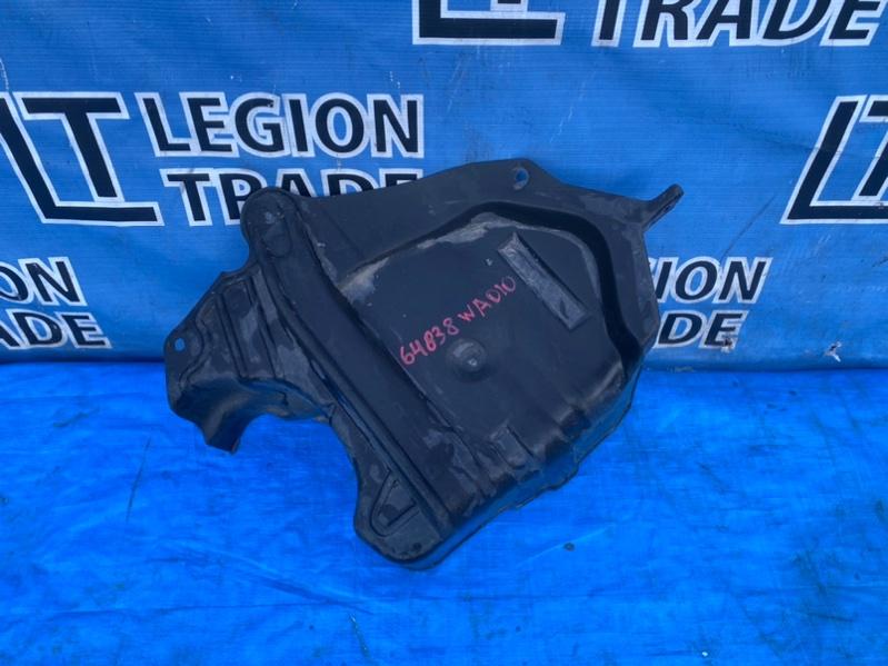 Защита двигателя Nissan Expert VW11 QG18DE 10.2005 правая