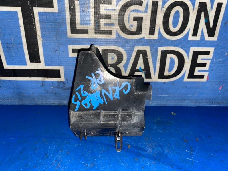 Крепление бампера Toyota Hilux Surf GRN215 1GRFE 10.2007 заднее правое