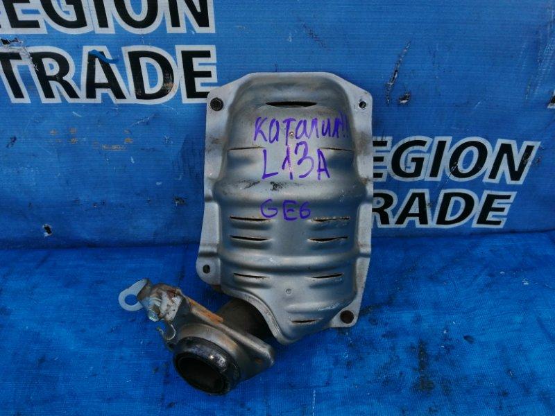Катализатор Honda Fit GE6 L13A