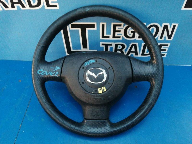 Руль Mazda Demio DY3W ZJVE