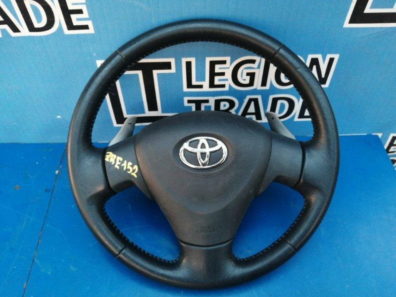 Руль Toyota Corolla Rumion ZRE152 2ZRFE