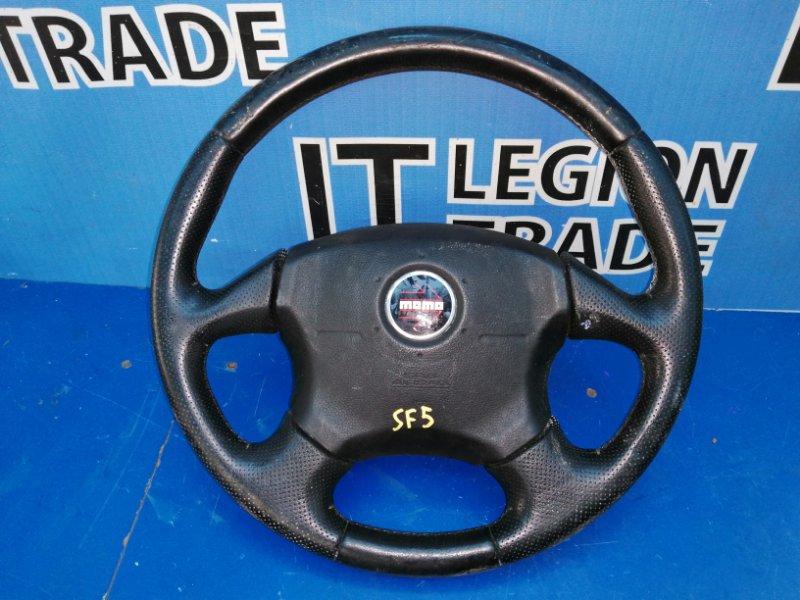 Руль Subaru Forester SF5 EJ20