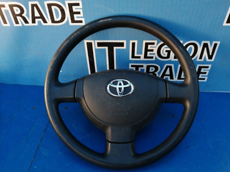 Руль Toyota Passo KGC10 K3VE