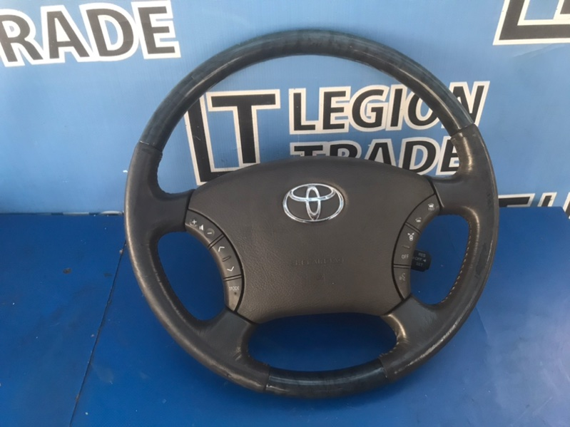 Руль Toyota Alphard ATH10 2AZFXE