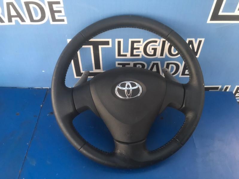 Руль Toyota Corolla Rumion ZRE152