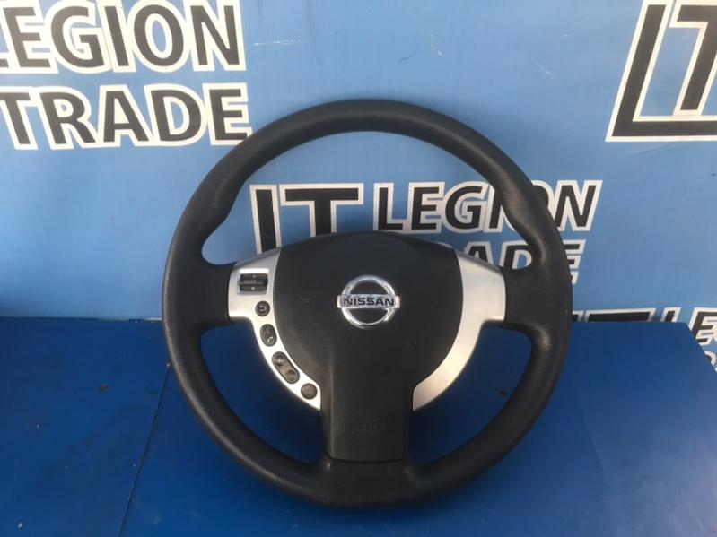 Руль Nissan Dualis J10 MR20DE