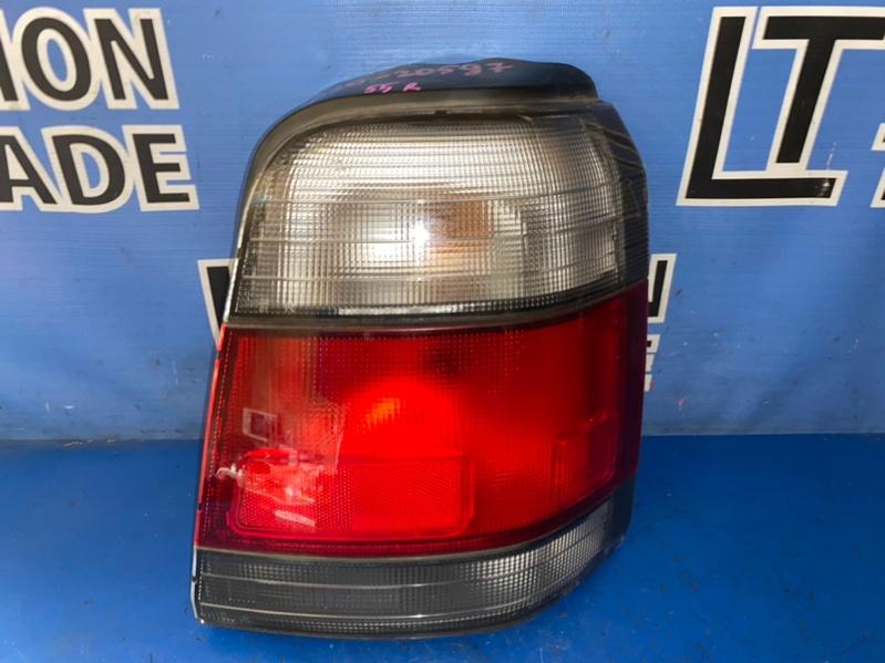 Стоп-сигнал Subaru Forester SF5 EJ205DXZKS 09.1998 задний правый