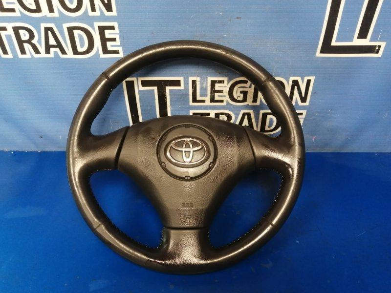 Руль Toyota Corolla Fielder ZZE124 1ZZFE
