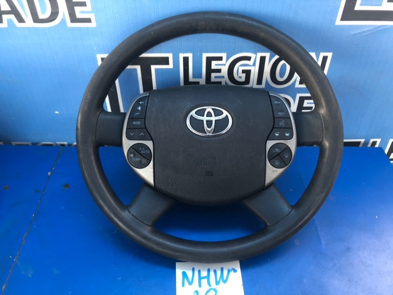 Руль Toyota Prius NHW20 1NZFXE
