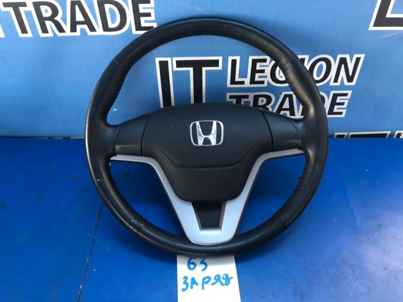 Руль Honda Cr-V RE4 K24A 2009