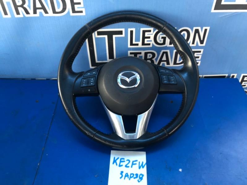 Руль Mazda Cx-5 KE2FW SHVPTS 2014