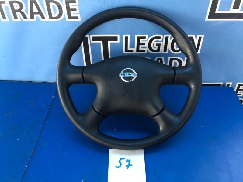 Руль Nissan Expert VW11 QG18DE 10.2005