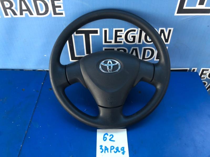 Руль Toyota Ractis SCP100 2SZFE 06.2009