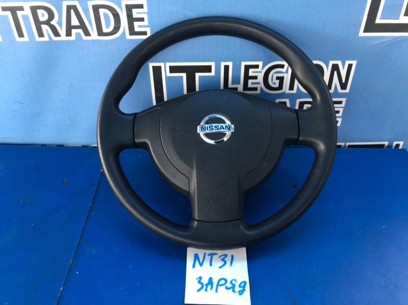 Руль Nissan X-Trail NT31 MR20DE