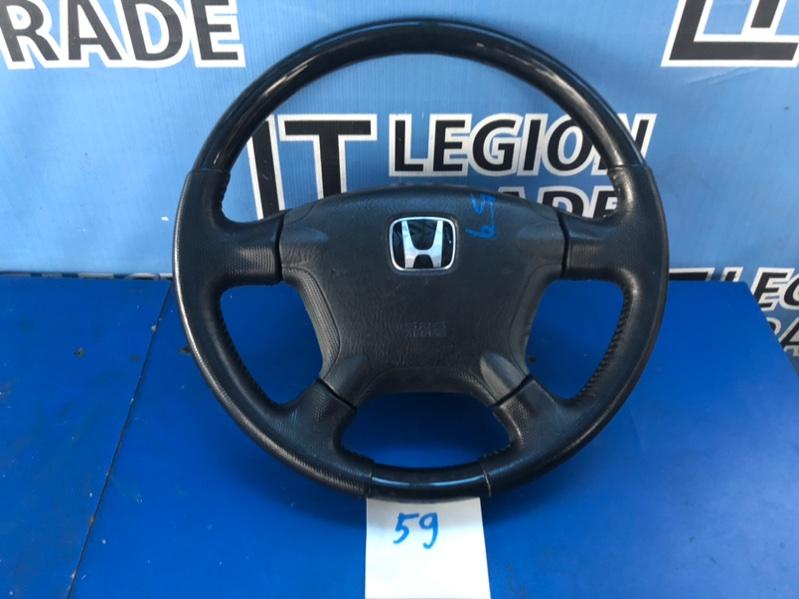 Руль Honda Cr-V RD5 K20A 04.2004