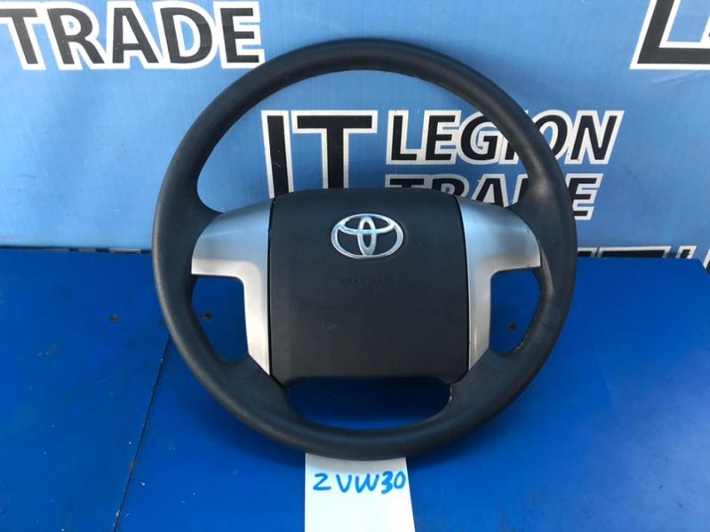 Руль Toyota Prius ZVW30 2ZRFXE